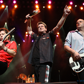 Les McKeown's Bay City Rollers bring a new energy to all the classic hits.