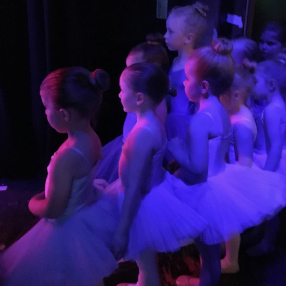 Dancers aged 2 - 18 take to the stage in this year's extravaganza.