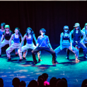 A showcase featuring the talented young people from all of East Lothian Council's dance classes.