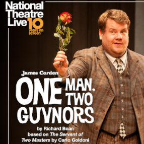 National Theatre Live: One Man, Two Guvnors (12A)