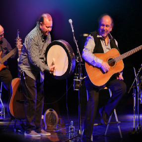 Wednesday 18 March 7.30pmLegends of Irish music