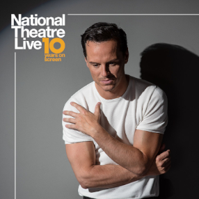National Theatre Live screening of Noël Coward's provocative comedy.