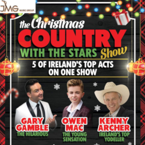The Christmas Country with the stars show