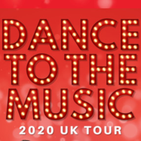 Dance To The Music starring Kristina Rihanoff & Jake Quickenden