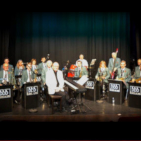 Chris Achenbach leads the Borders Big Band in some all time Big Band classics.