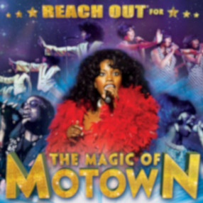 NEW DATE: Saturday 5 June 7.30pm 2021The Magic of MotownCelebrating the sound of a generation