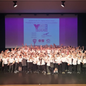 Monday 30 & Tuesday 31 March 7pmYMI East Lothian's National Youth Choir of Scotland's groups performance.