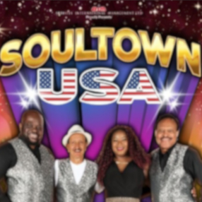 It's the authoritative story of Soul and Motown in a brand-new-for-2020 stage show spectacular.