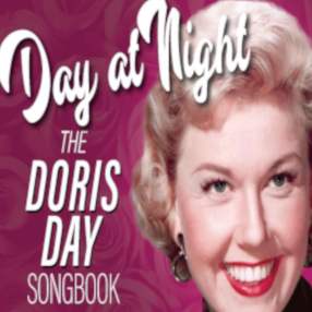 Saturday 28 March 2pmA celebration of the life and music of the Hollywood Legend, TV and recording artist Doris Day.