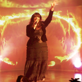 Friday 17 April 7.30pmTribute to Kate Bush.