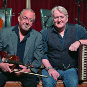 NEW DATE: Saturday 15 May 7.30pm 2021Two of Scotland's most acclaimed traditional musicians.