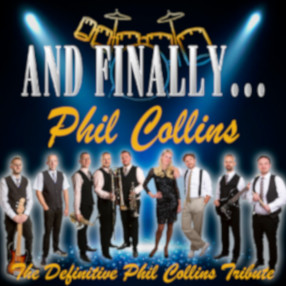 NEW DATE: Saturday 4 September 7.30pm 2021UK's Top Phil Collins Tribute.