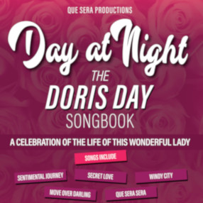 NEW DATE: Saturday 9 October 2pm & 7.30pm 2021A celebration of the life and music of the Hollywood Legend, TV and recording artist Doris Day.