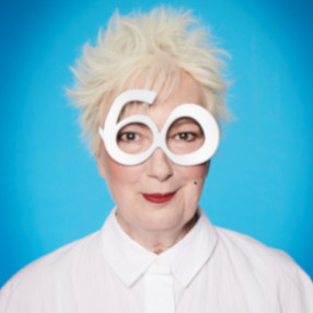 Saturday 25 September 7.30pm 2021Having hit 60 (but still a year younger than Madonna), Jenny Eclair AKA 'The Face of Vagisan' confronts a new decade of decrepitude.
