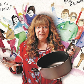 This performance has been rescheduled to another date. All bookers will be contacted by our Box OfficeNEW DATE: Sunday 21 March 7.30pm 2021NEWS ALERT……Janey Godley and her soup pot are on tour.